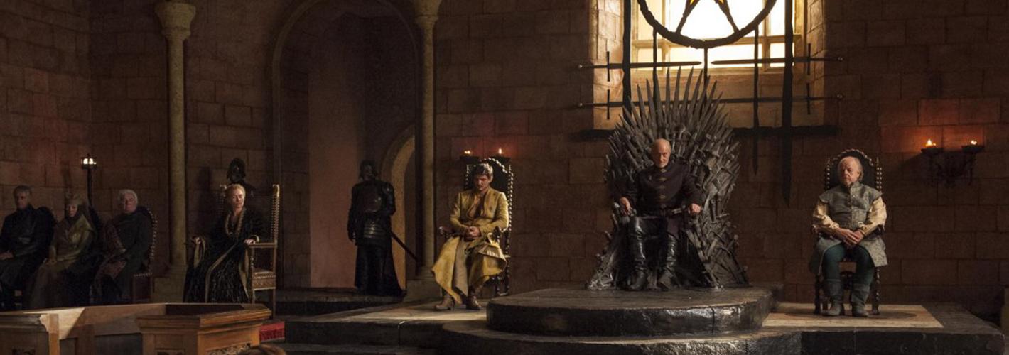 El trono de hierro - Trono de hierro ...
